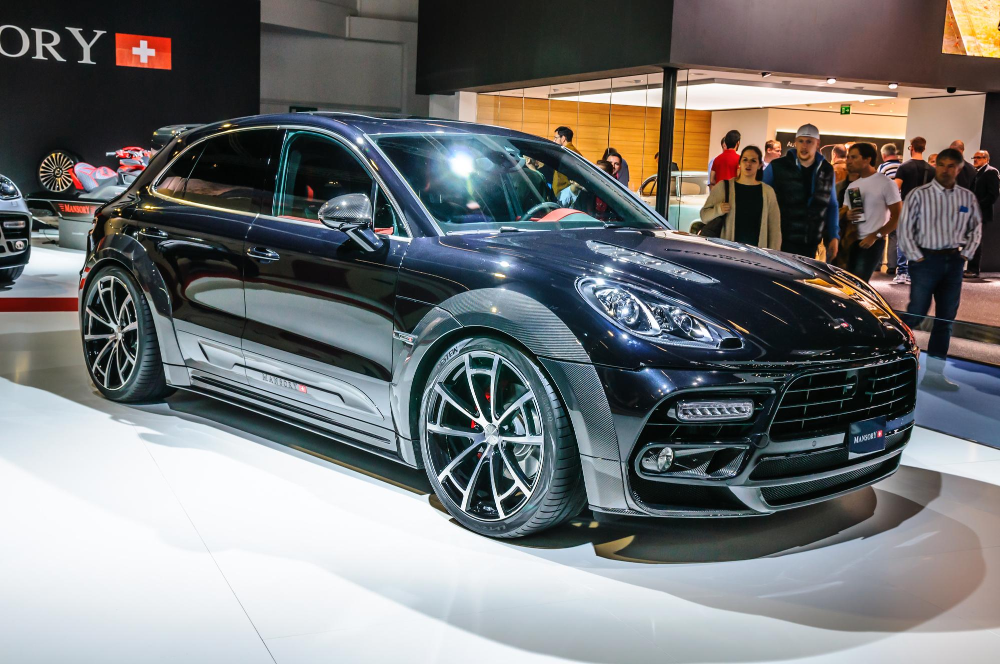 Ein Neues Design Der Porsche Macan Automagazin Com
