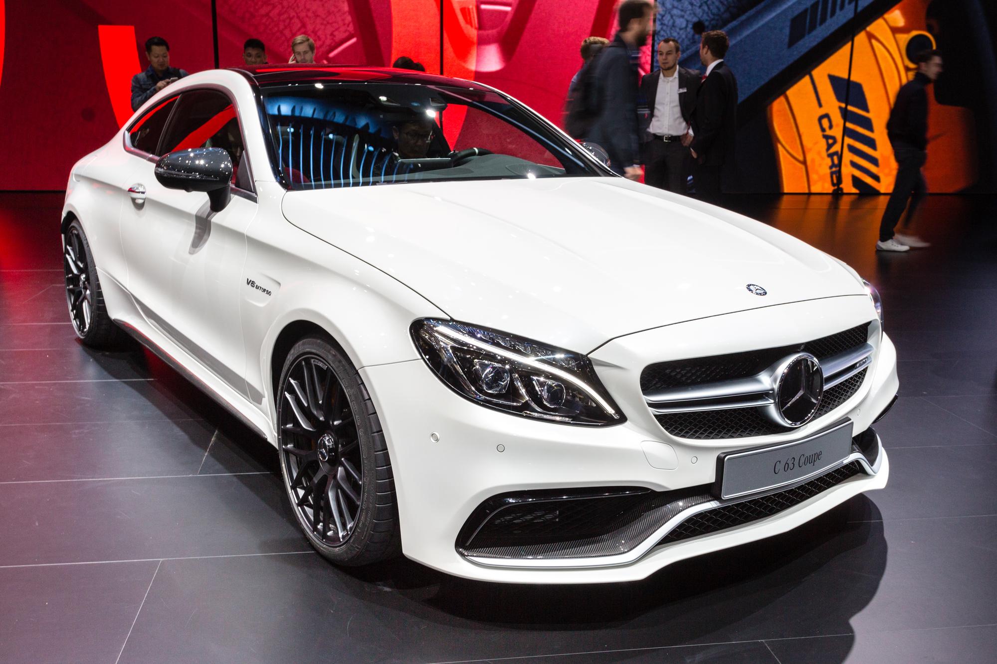 Im Test Mercedes Amg C63 Automagazin Com